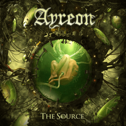 Ayreon Source Cover