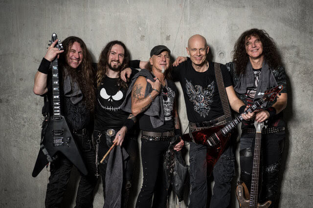 Accept band2017