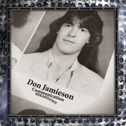 Don Jamieson album cover