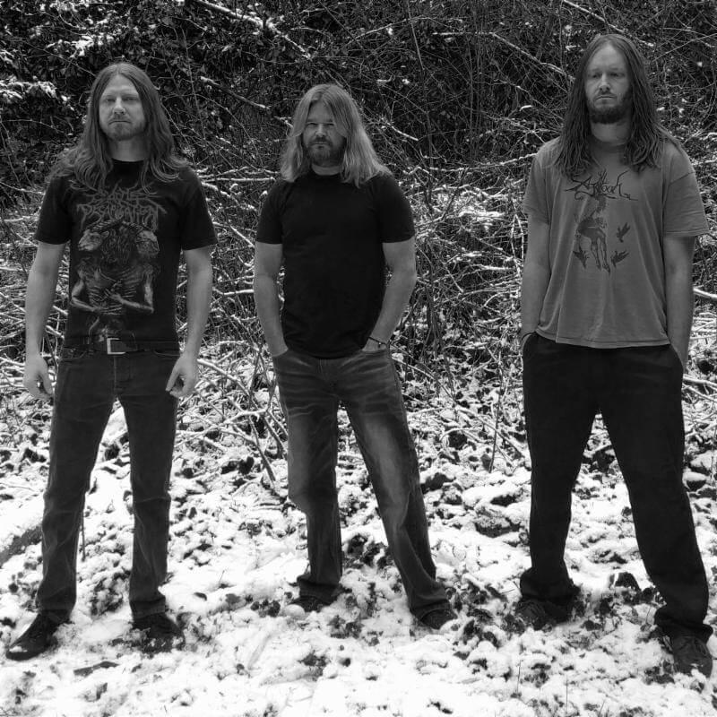 A Flourishing Scourge band shot