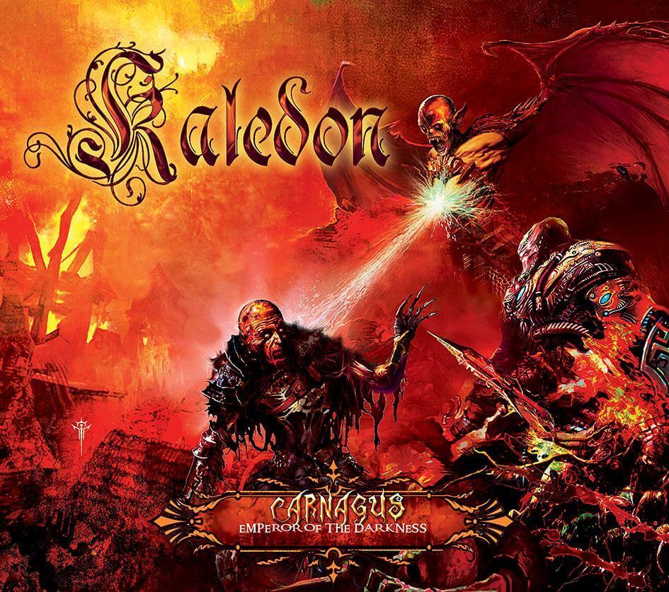 Kaledon album cover