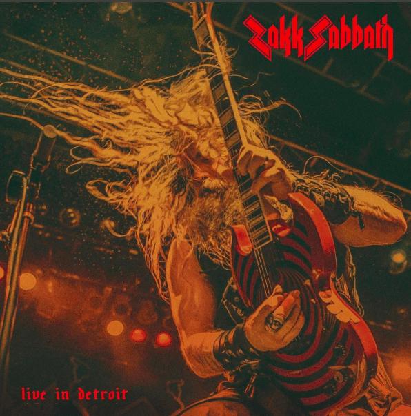 Zakk Sabbath Detroit