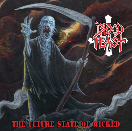 Blood Feast Cover
