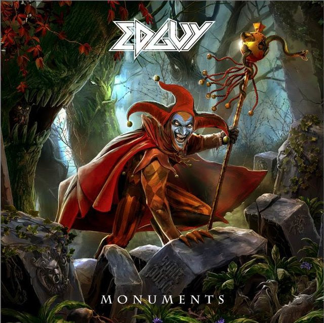 Edguy Cover 2017