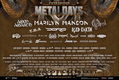 Metal Days