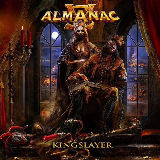 Kingslayer Cover