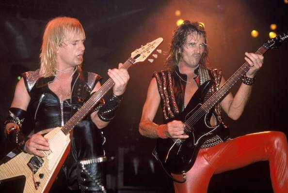 screaming for vengeance KK DOWNING GLENN TIPTON