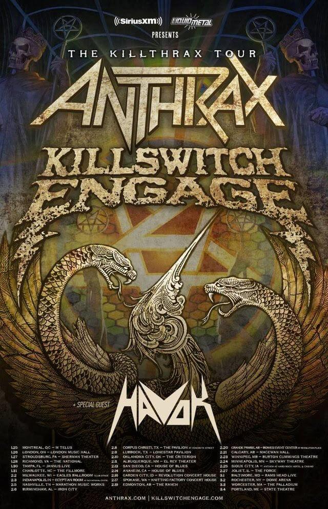 Killthrax Scotland