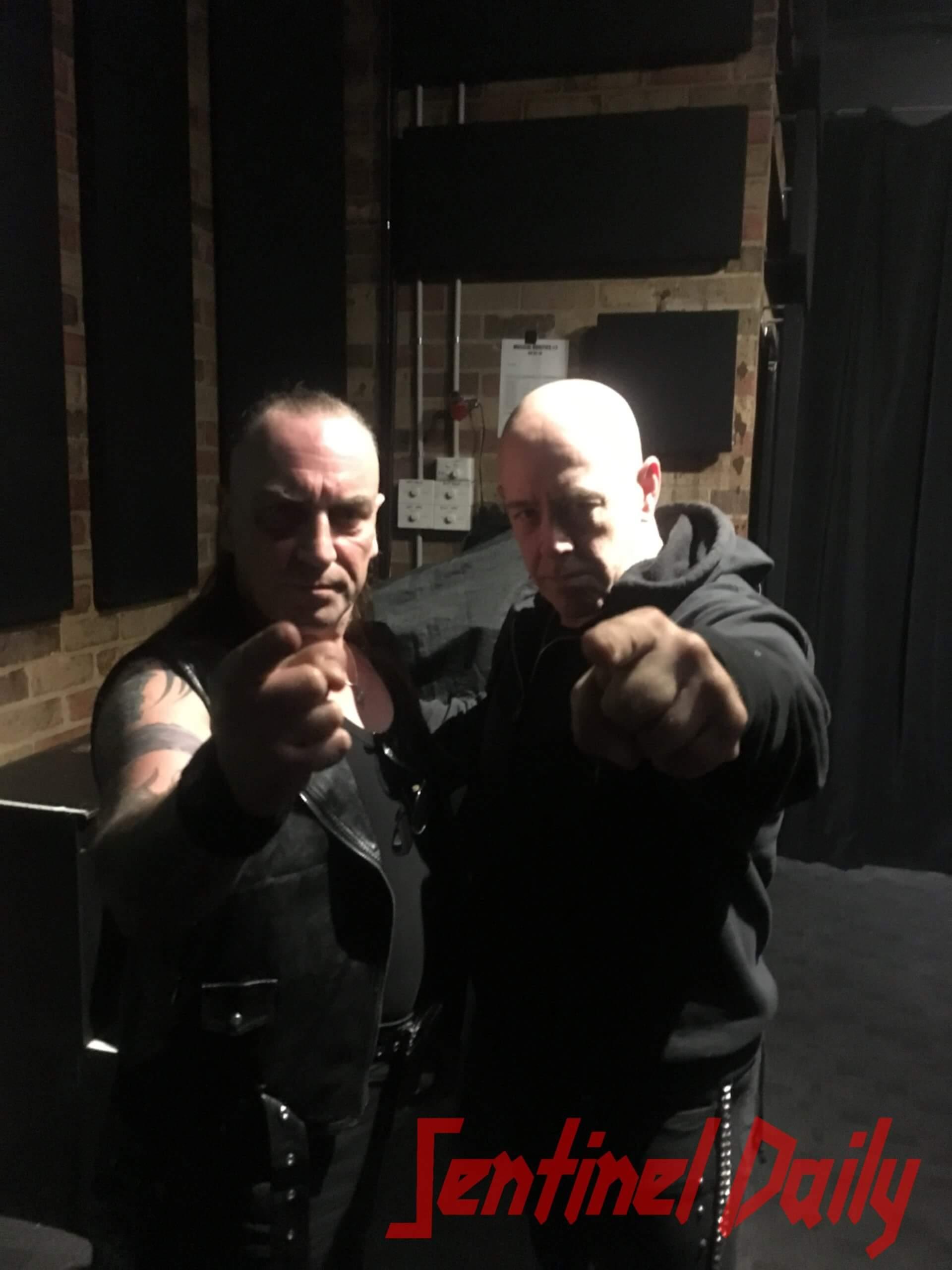 Mantas and Tony