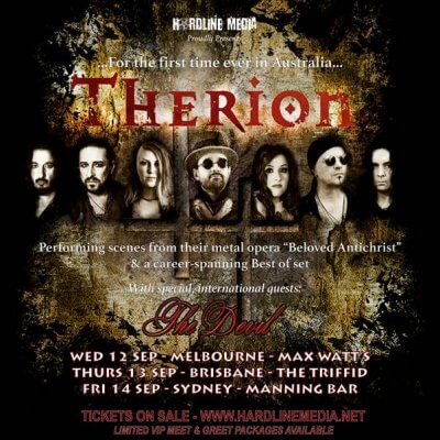Therion Tour