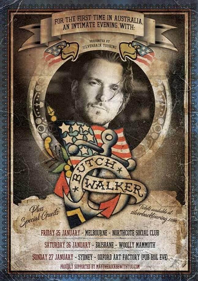 Walker Tour