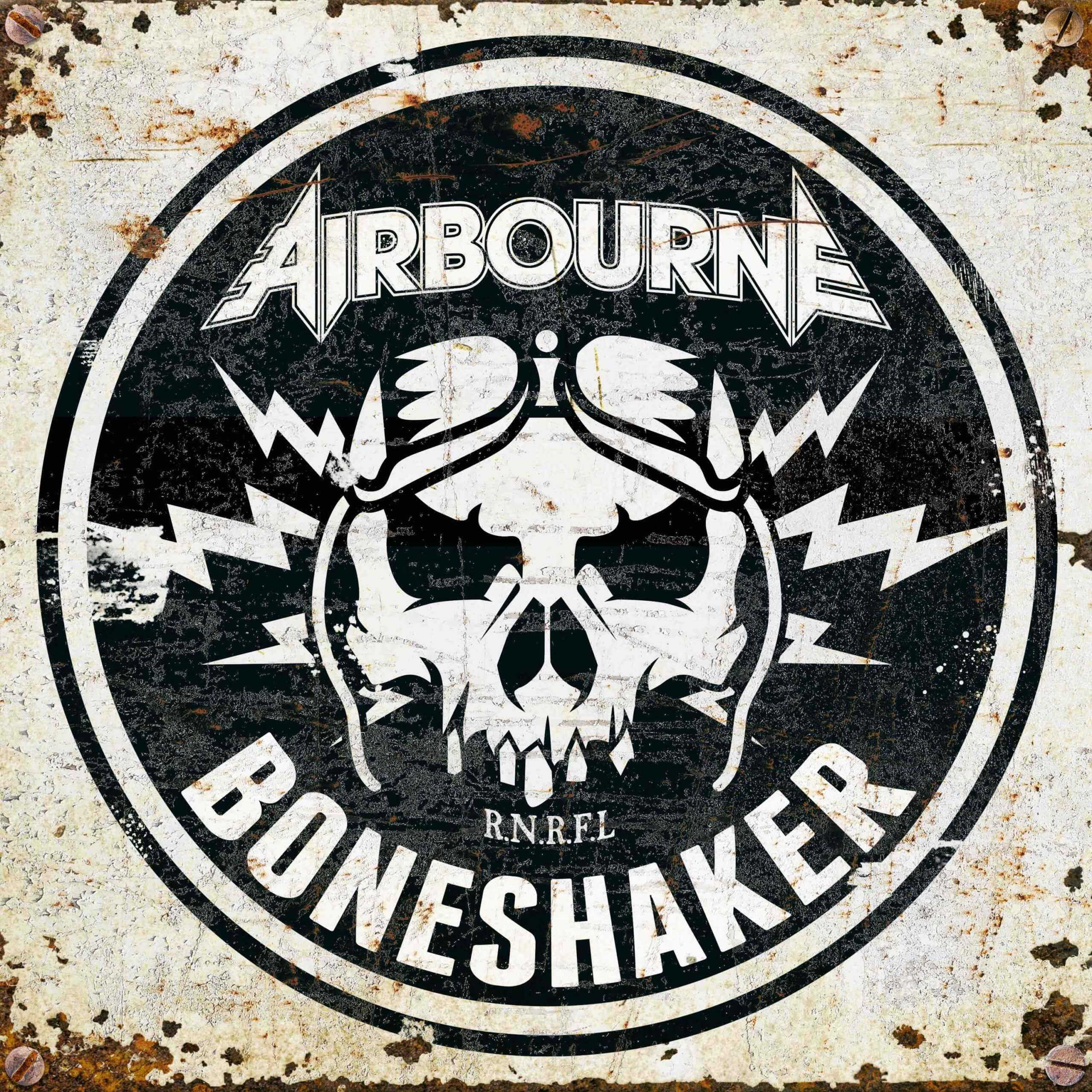 2019 Airbourne cover