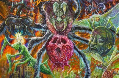 Deathblow – Insect Politics (Sewer Mouth Records)