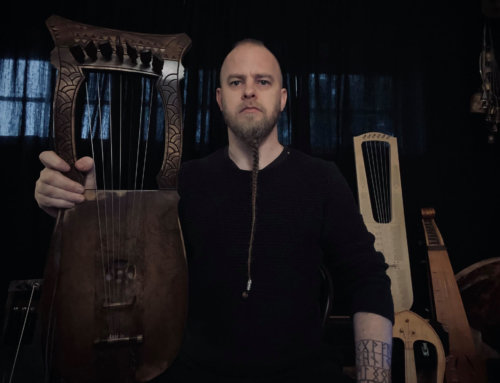 "Einar Selvik: ""Wardruna is about taking ideas and traditions and creating something new with them that resonates in the contemporary space""…"
