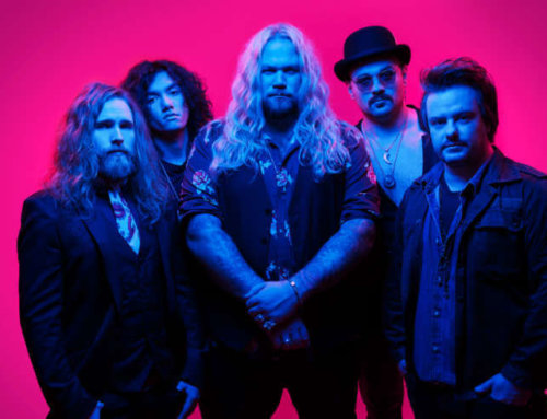 Inglorious – Riding Again…