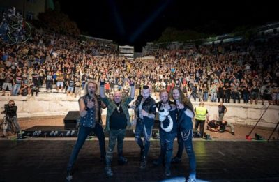 UDO A Night in Plovdiv Remembered