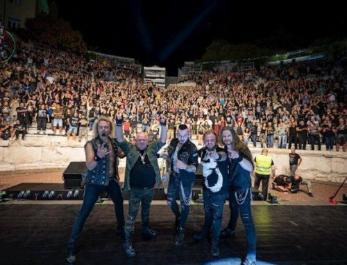 U.D.O.: A Night in Plovdiv Remembered…
