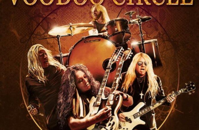 Voodoo Circle- Locked & Loaded (AFM Records)