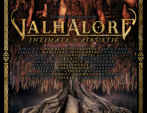Valhalore: Acoustic Tour Dates Announced!