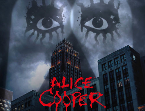 Alice Cooper – Detroit Stories (earMUSIC)