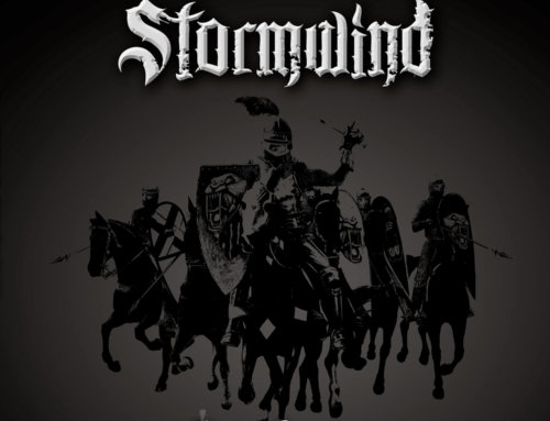 Stormwind – Rising Symphony (Black Lodge Reissue)
