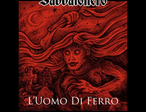 Sabbatonero – L'Uomo Di Ferro (Time To Kill Records)