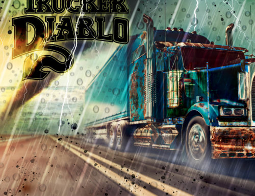 Trucker Diablo: Tail End of a Hurricane (Own Label)