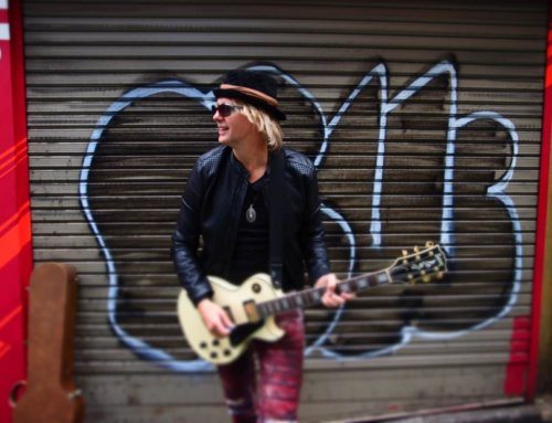Jeff Kollman: New Album Set to Drop Next Month…