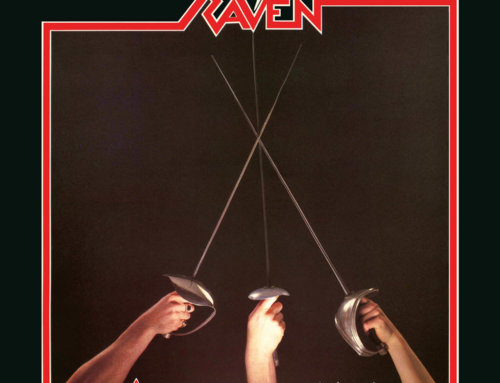 Raven – All For One (High Roller Reissue)