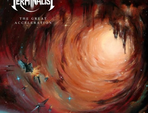 Terminalist – The Great Acceleration (Indisciplinarian)