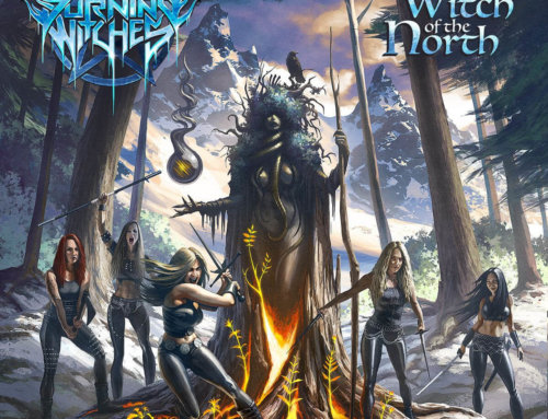 Burning Witches – The Witch of the North (Nuclear Blast)