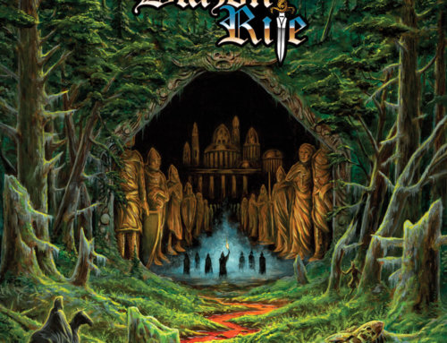 Blazon Rite – Endless Halls of Golden Totem (Gates of Hell Records)