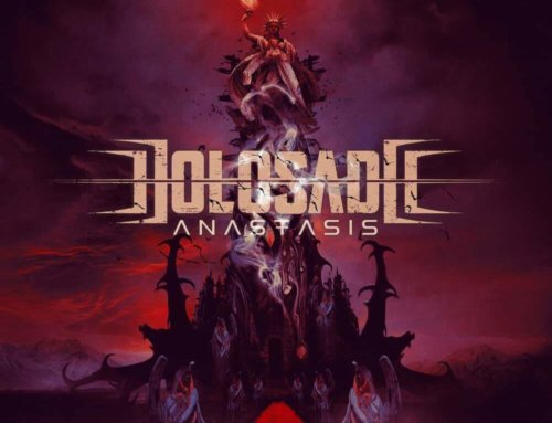 Holosade – Anastasis (Dissonance Productions)