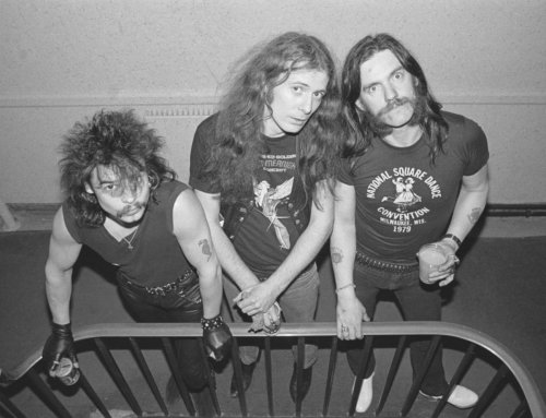 Motörhead: Classic Live Album Set For Deluxe Reissue…