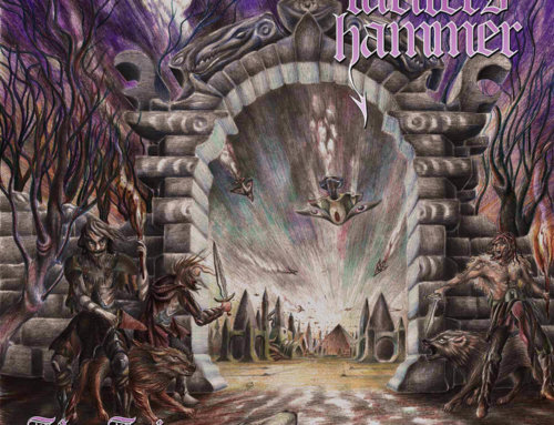 Lucifer's Hammer – The Trip (High Roller Records)