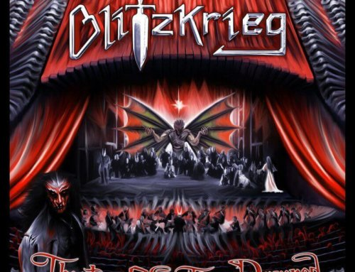 Blitzkrieg – Theatre of the Damned (Mighty Music Reissue)