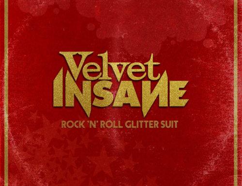 Velvet Insane – Rock 'N' Roll Glitter Suit (Wild Kingdom Records)