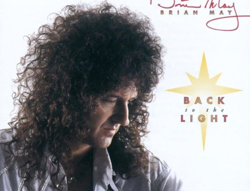 Brian May: Back To The Light, Again…
