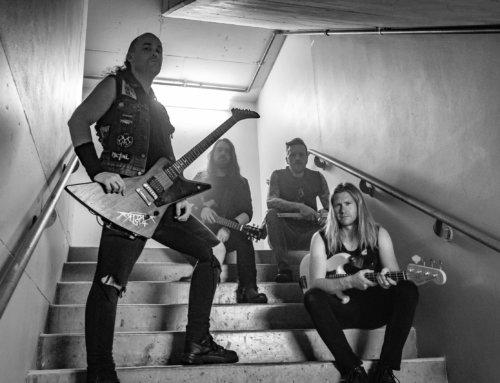 Desecrator: Aussie Metal Stalwarts Back in the Saddle…