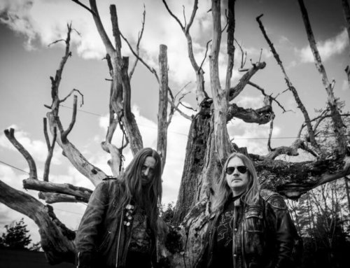 Darkthrone: New Single Comes Cloaked in Hate…