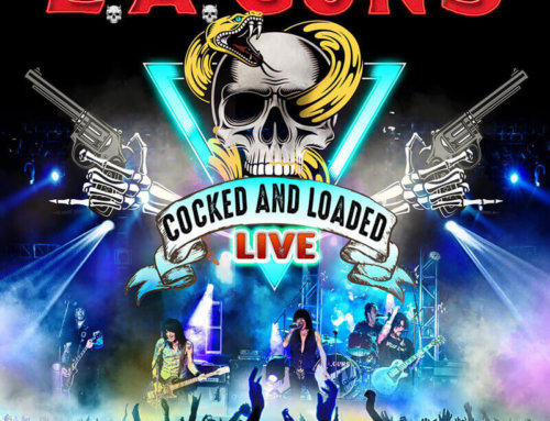 L.A. Guns – Cocked And Loaded Live (Frontiers Music)