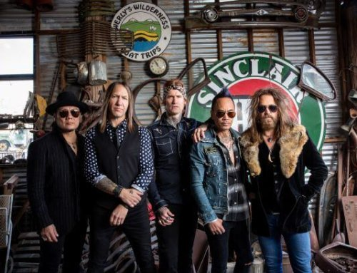 """Buckcherry's Josh Todd: """"What makes us unique is that nobody sounds like me""""…"""