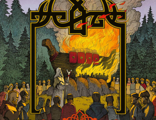 Scald: Epic Russian Doomsters Reissue Classic Debut This Week…