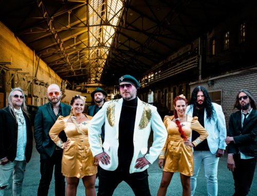 The Night Flight Orchestra: Yacht Rockin' Swedes Reveal New Video…