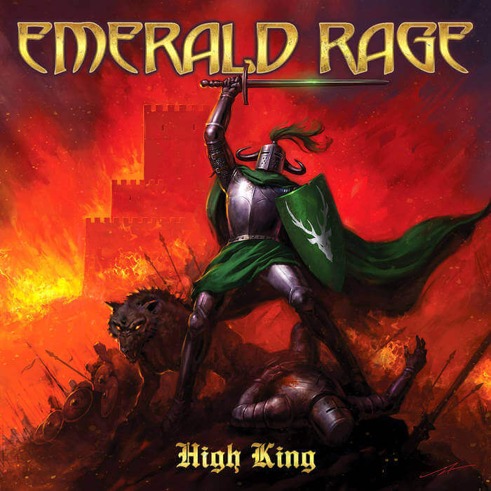 Crusade Emerald Rage