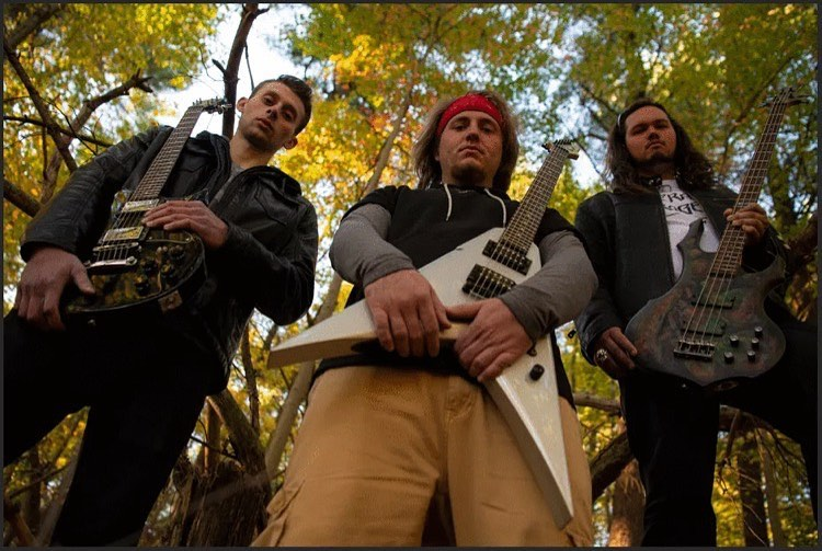 Crusade Emerald Rage band