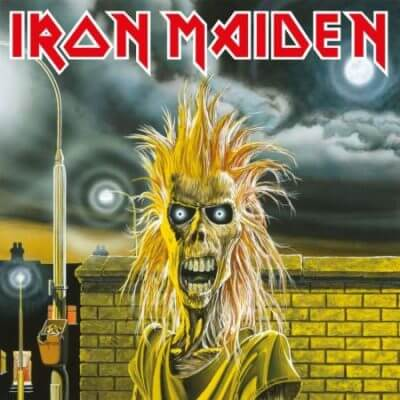 Ages Iron Maiden