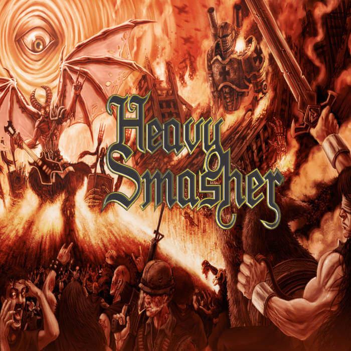 Crusade Heavy Smasher