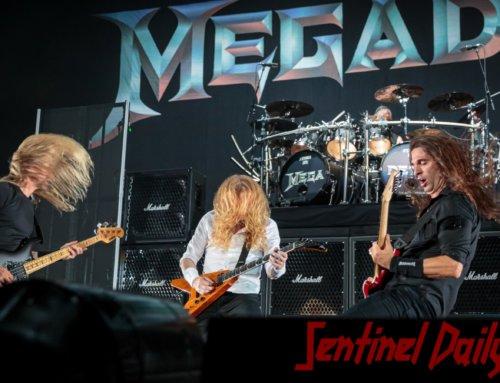 Megadeth – Germania Insurance Amphitheater, Austin, TX, 20/08/21