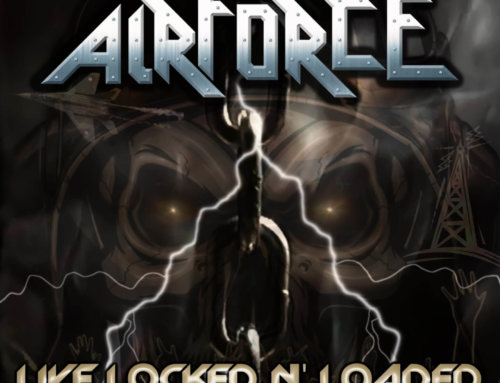 Airforce – Live Locked N'Loaded In Poland Lublin Radio (ROAR! Rock Of Angels Records)